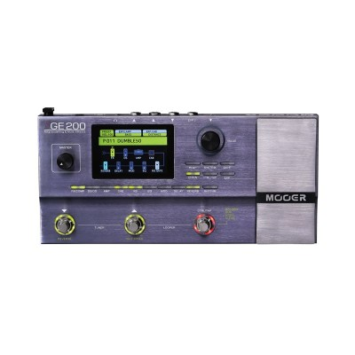 Mooer GE200 - Guitar Multi Effect Processor