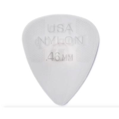 DUNLOP 44P.46 Nylon Standard Cream .46mm
