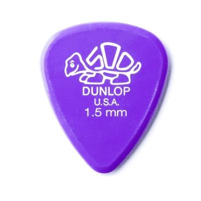 DUNLOP 41P1.5 Delrin 500 1.5mm - 12 pz