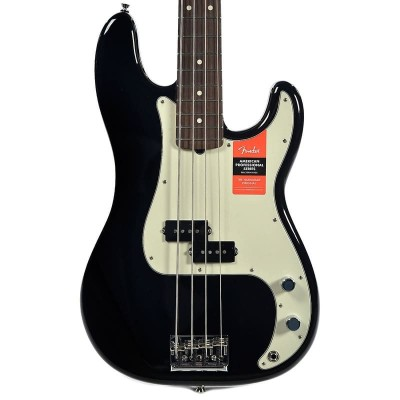 Fender American Pro Precision Bass - Black