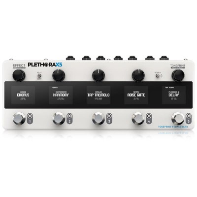 TC Electronic Plethora x5