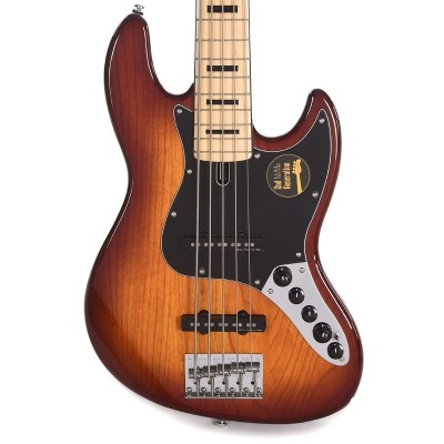 Sire by Marcus Miller V7 Swamp Ash 5 String - Tobacco Sunburst 2nd Gen