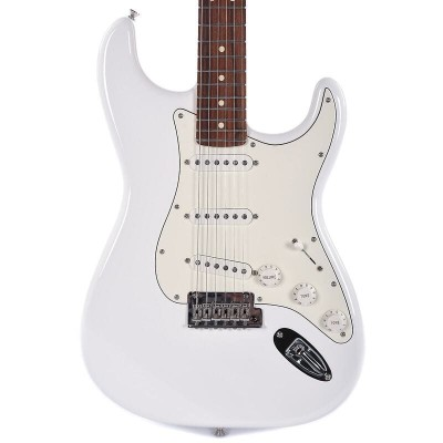 Fender Player Stratocaster - Polar White PF