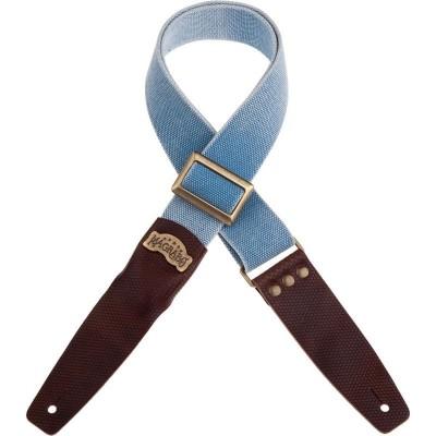 Magrabò Stripe SC Cotton - Celeste 5 cm