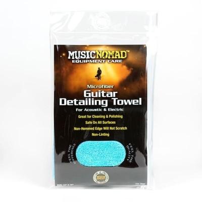 Music Nomad - Microfiber Guitar Detailing