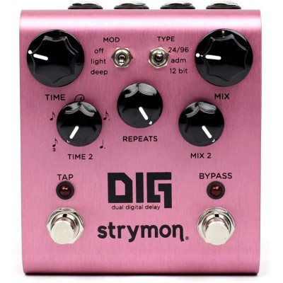Strymon Dig - Dual Digital Delay