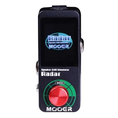 Mooer Radar - Cabinet Simulator