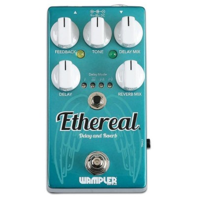 Wampler Ethereal - Delay & Reverb