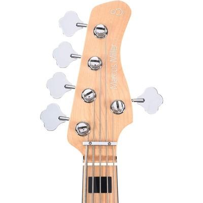 Sire by Marcus Miller V7 Vintage Swamp Ash 5 String - Natural 2nd Gen