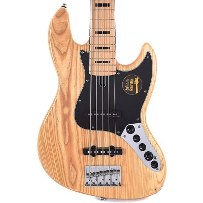 Sire by Marcus Miller V7 Vintage Swamp Ash 5 String - Natural 2nd Gen