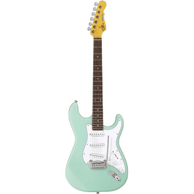 G&L Tribute Legacy - Surf Green