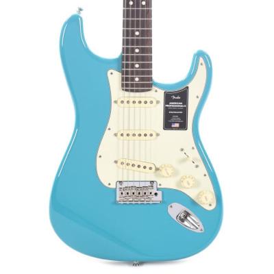 Fender American Professional II Stratocaster - Miami Blue RW