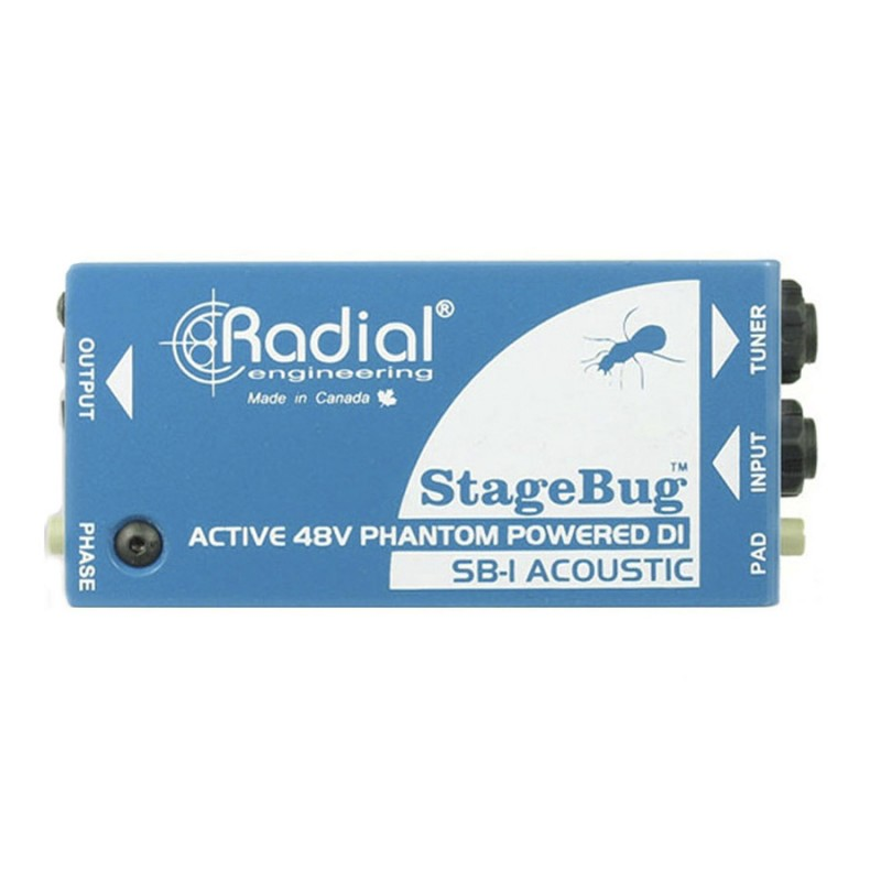 Radial SB-1 Acoustic