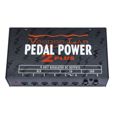 Voodoo Lab Pedal Power Plus 2