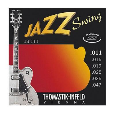 Thomastik-Infeld Jazz Swing JS111 Flat Wound 11-47
