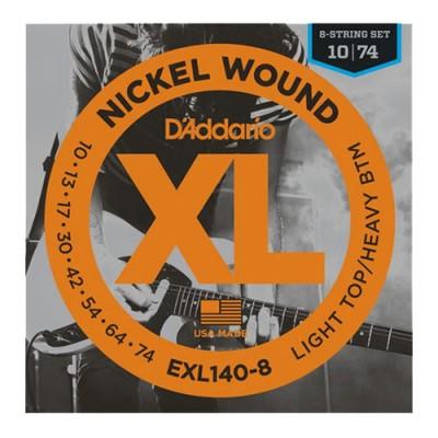 D'Addario EXL110-8 String...