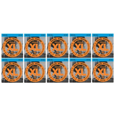 D'addario EXL110 Regular...