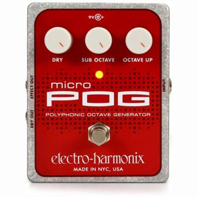 Electro-Harmonix Micro Pog...