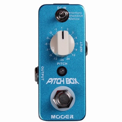 Mooer Pitch Box - Pitch Shifter