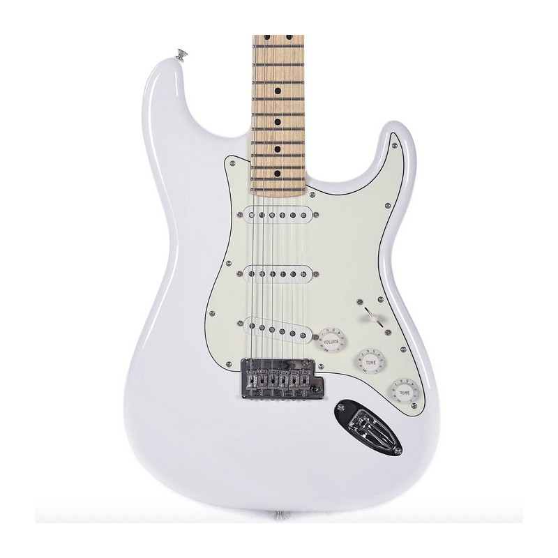 Fender Player Stratocaster - Polar White MN